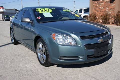 2009 Chevrolet Malibu for sale at Premium Motors in Louisville KY