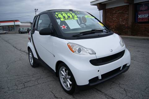 Smart fortwo for sale in kentucky for Car city motors louisville ky