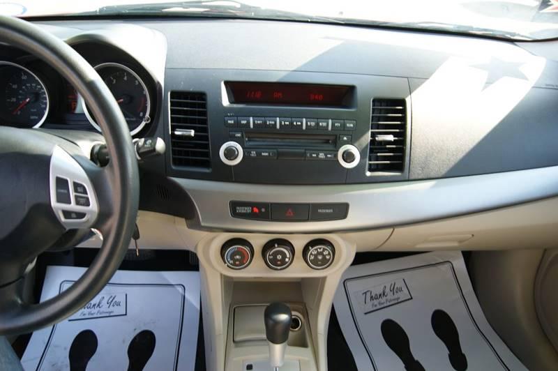 2010 Mitsubishi Lancer ES 4dr Sedan CVT - Louisville KY