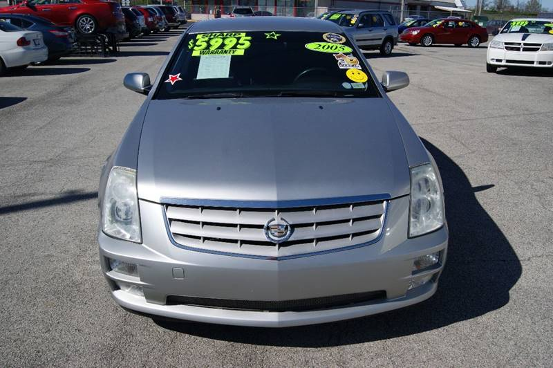 2005 Cadillac STS for sale at Premium Motors in Louisville KY