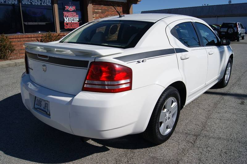 2008 Dodge Avenger SE 4dr Sedan - Louisville KY