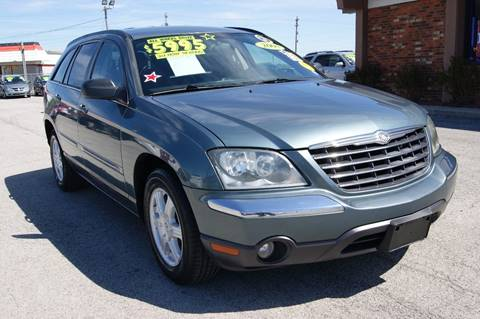 2005 Chrysler Pacifica for sale at Premium Motors in Louisville KY