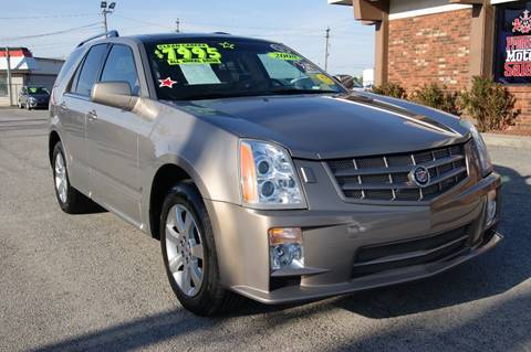 2008 Cadillac SRX for sale at Premium Motors in Louisville KY