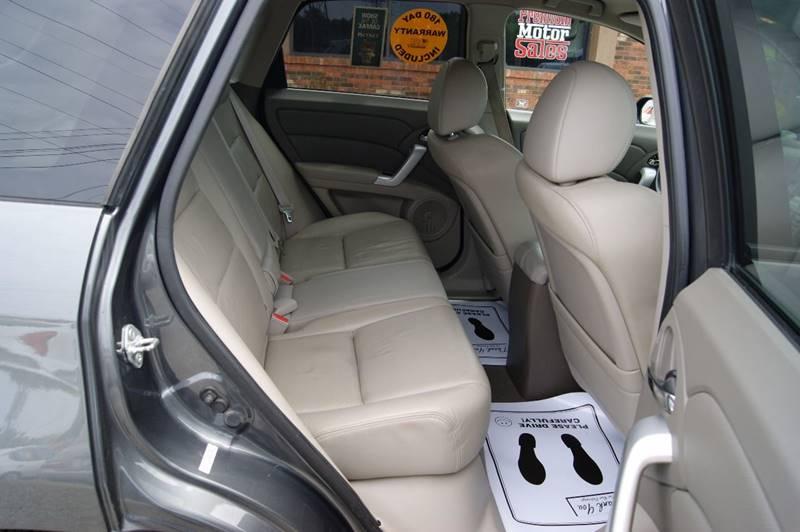 2008 Acura RDX SH-AWD 4dr SUV - Louisville KY