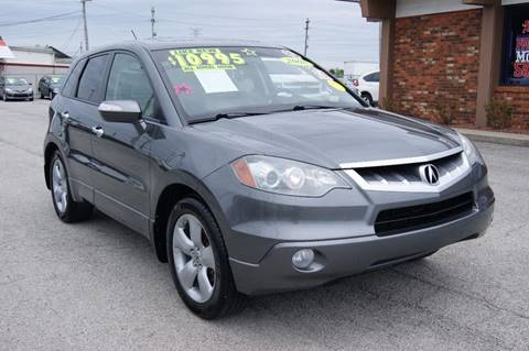 2008 Acura RDX for sale at Premium Motors in Louisville KY