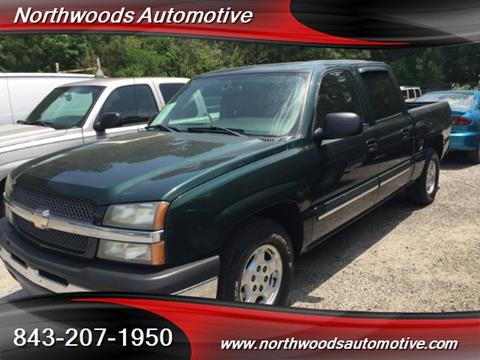 2004 Chevrolet Silverado 1500 for sale in North Charleston, SC