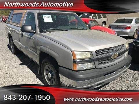 2005 Chevrolet Silverado 1500 for sale in North Charleston, SC