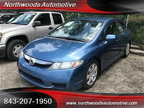 Honda Charleston Sc >> Used Honda Civic For Sale In North Charleston Sc Carsforsale Com