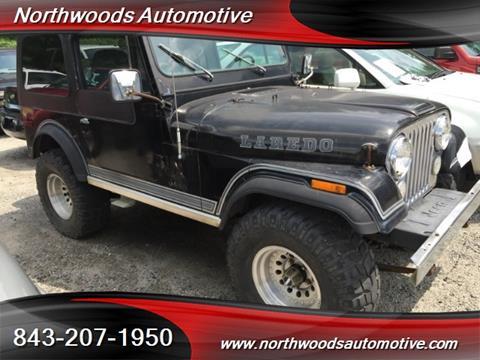 1980 Jeep CJ 7 For Sale In North Charleston, SC