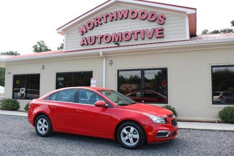 2015 Chevrolet Cruze for sale in North Charleston, SC