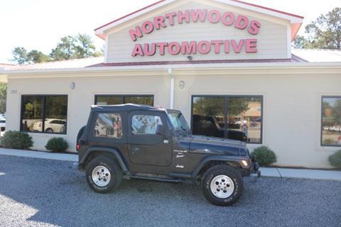 1999 Jeep Wrangler for sale in North Charleston, SC