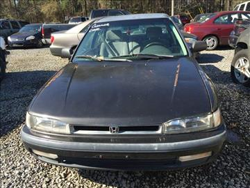 1991 Honda Accord For Sale  Carsforsalecom