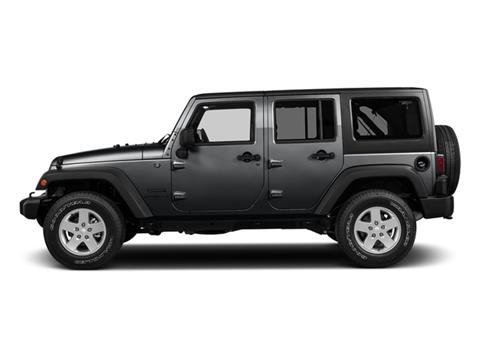 2016 Jeep Wrangler Unlimited for sale in Milford, MA