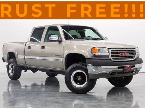 2001 GMC Sierra 2500HD for sale in Coal City, IL