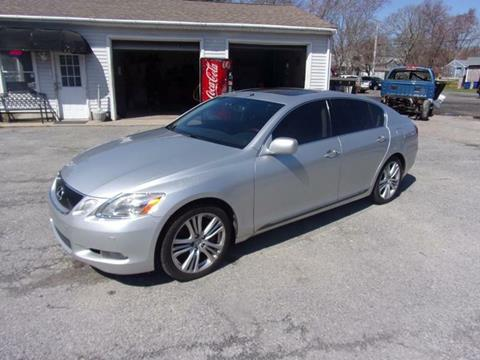 2007 Lexus GS 450h for sale in Fall River, MA