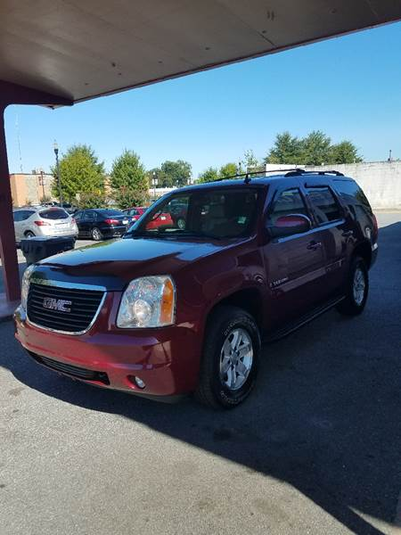 2007 GMC Yukon for sale at DON BAILEY AUTO SALES in Phenix City AL