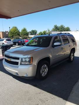 2011 Chevrolet Tahoe for sale at DON BAILEY AUTO SALES in Phenix City AL