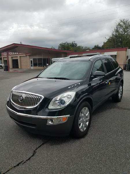 2012 Buick Enclave for sale at DON BAILEY AUTO SALES in Phenix City AL