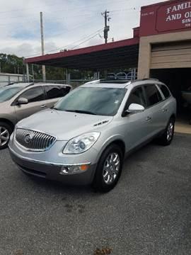 2012 Buick Enclave for sale in Phenix City, AL