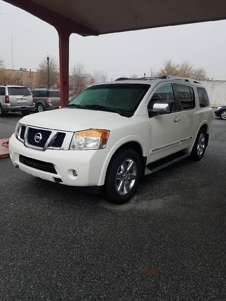 2010 Nissan Armada In Phenix City Al Don Bailey Auto Sales