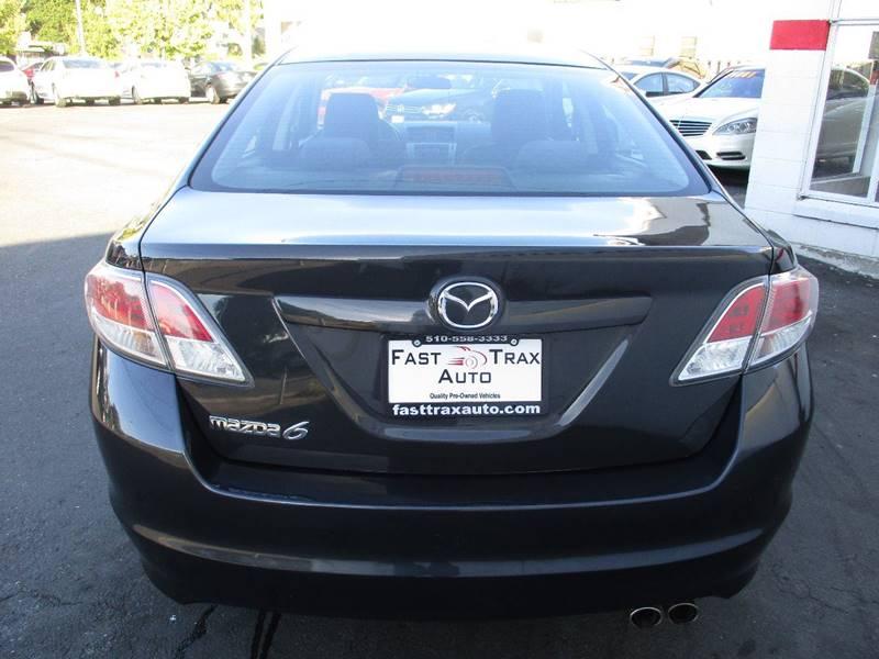2012 Mazda MAZDA6 i Sport 4dr Sedan 5A - El Cerrito CA