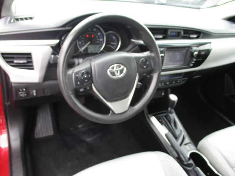 2014 Toyota Corolla LE 4dr Sedan - El Cerrito CA