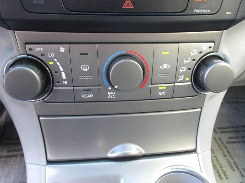 2008 Toyota Highlander Sport 4dr SUV - El Cerrito CA