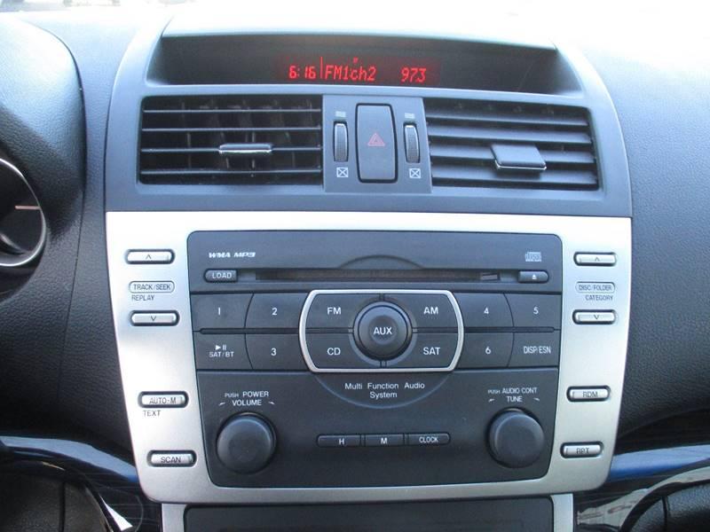 2009 Mazda MAZDA6 i Grand Touring 4dr Sedan 5A - El Cerrito CA