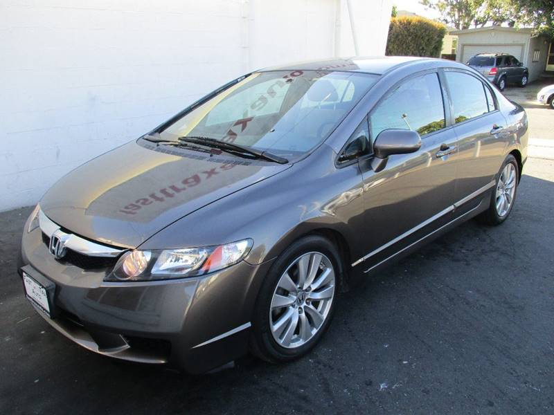 2009 honda civic lx 4dr sedan 5a in el cerrito ca fast. Black Bedroom Furniture Sets. Home Design Ideas