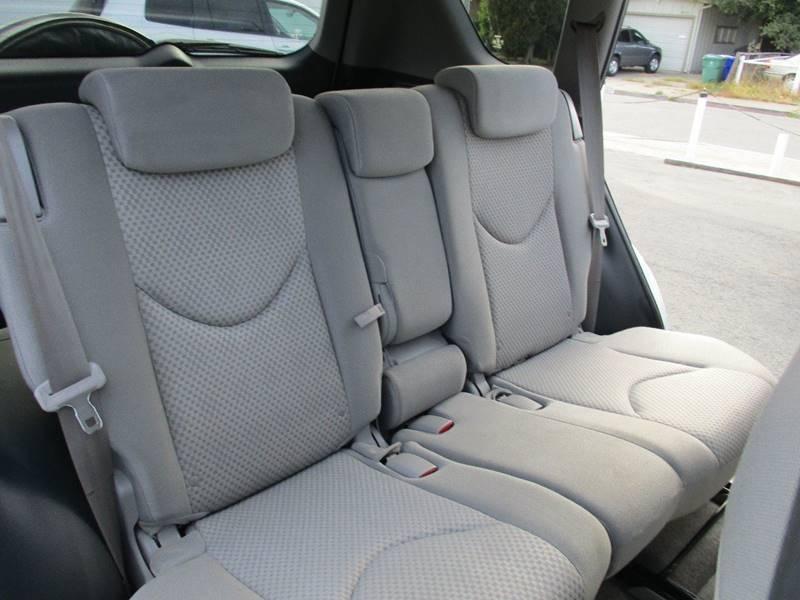 2008 Toyota RAV4 4dr SUV - El Cerrito CA
