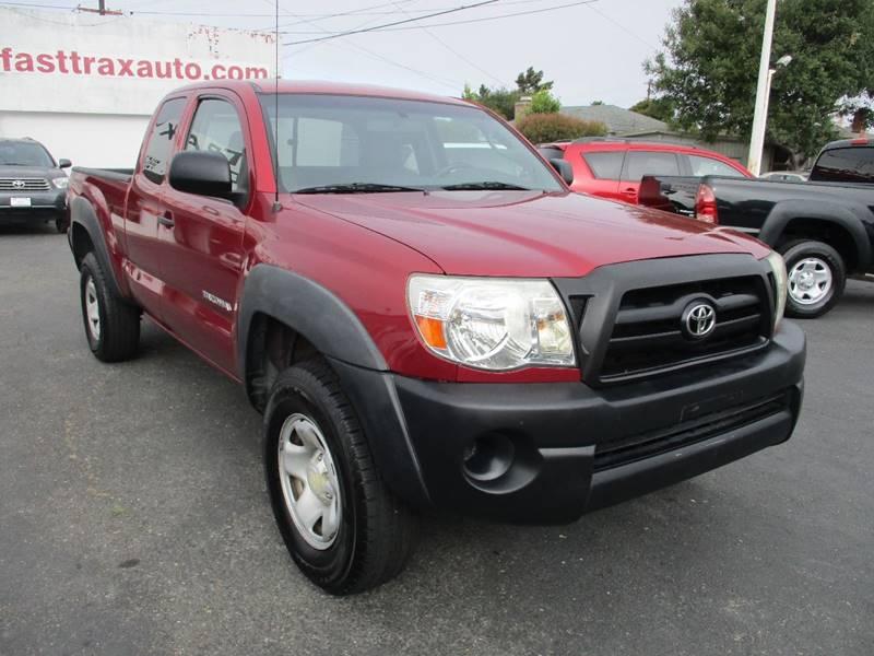 2006 Toyota Tacoma 4dr Access Cab 4WD SB - El Cerrito CA