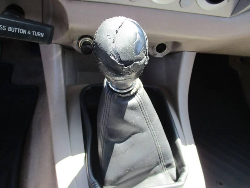 2005 Toyota Tacoma 4dr Access Cab V6 4WD SB - El Cerrito CA