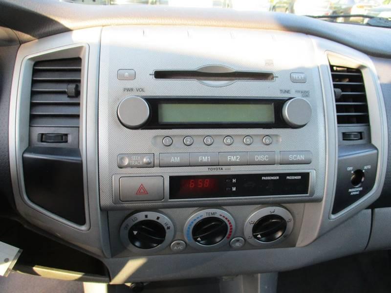 2008 Toyota Tacoma 4x2 4dr Access Cab 6.1 ft. SB 4A - El Cerrito CA