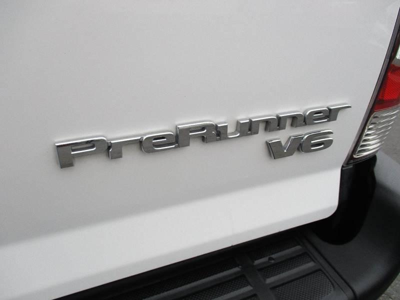 2009 Toyota Tacoma 4x2 PreRunner V6 4dr Double Cab 5.0 ft. SB 5A - El Cerrito CA