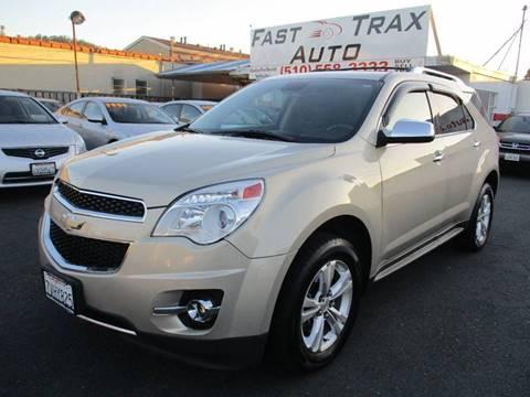 2012 Chevrolet Equinox for sale in El Cerrito, CA