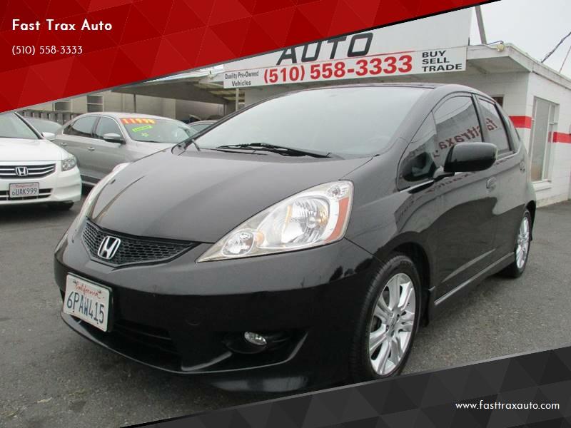 2010 Honda Fit For Sale At Fast Trax Auto In El Cerrito CA