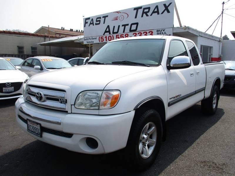 2006 Toyota Tundra For Sale At Fast Trax Auto In El Cerrito CA