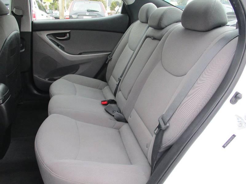 2014 Hyundai Elantra SE 4dr Sedan - El Cerrito CA