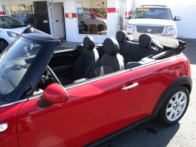 2012 MINI Cooper Convertible S 2dr Convertible - El Cerrito CA