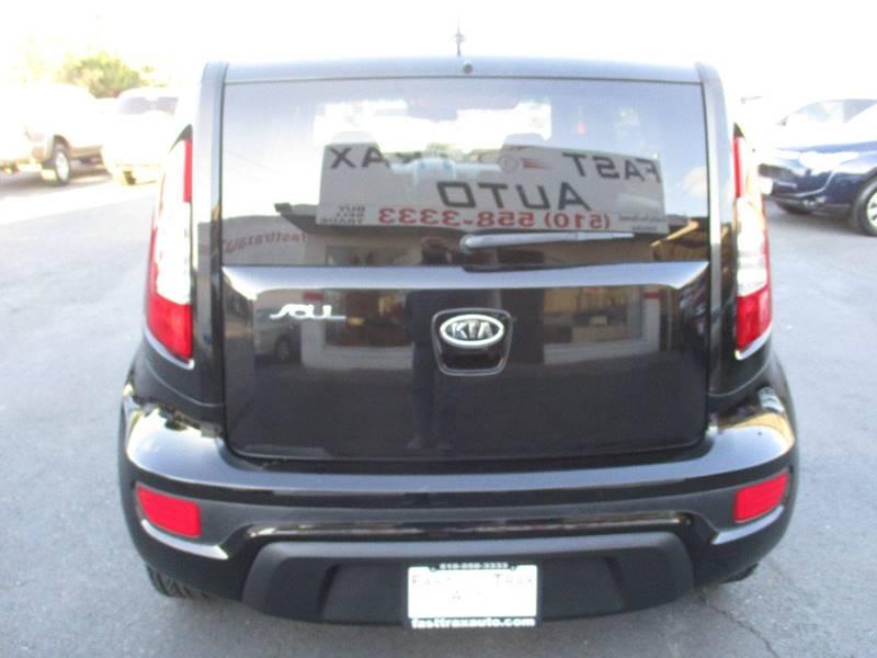 2012 Kia Soul + 4dr Wagon 6A - El Cerrito CA