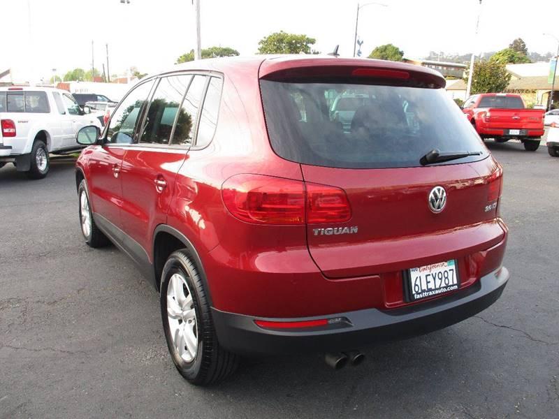 2012 Volkswagen Tiguan S 4dr SUV 6A w/ Sunroof - El Cerrito CA