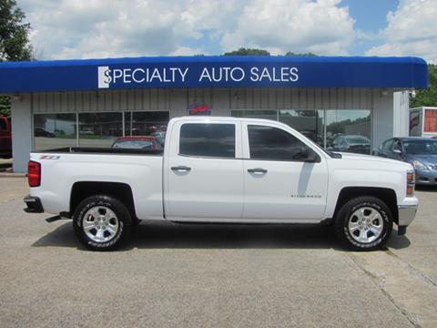 2014 Chevrolet Silverado 1500 for sale in Dickson, TN