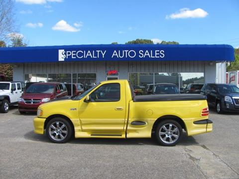 2002 Ford F-150 for sale in Dickson, TN