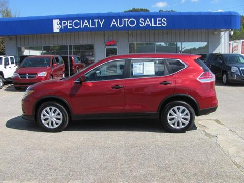 2016 Nissan Rogue for sale in Dickson, TN