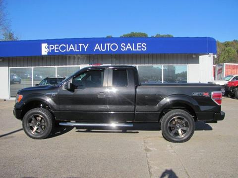2010 Ford F-150 for sale in Dickson, TN