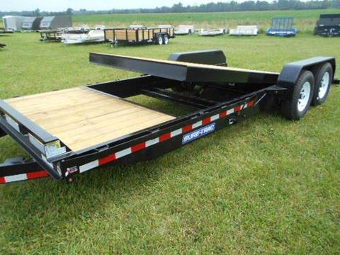 2020 Sure-Trac 18+4  14K Tilt for sale in Harbor Beach, MI