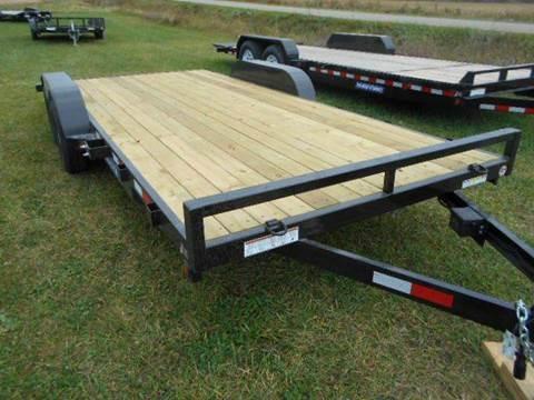 2020 Sure-Trac 18' Car Hauler for sale in Harbor Beach, MI