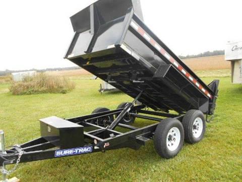 2019 Sure Trac 6 x 10 10 K Dump for sale in Harbor Beach, MI