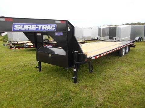 2019 Sure-Trac 20+5 Deckover Gooseneck 15 K for sale in Harbor Beach, MI