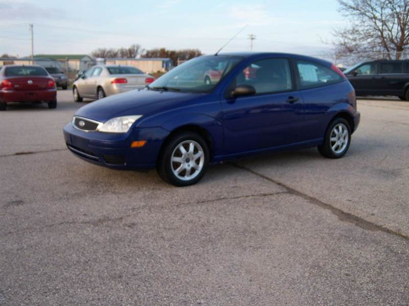 2005 Ford Focus Zx3 Se 2dr Hatchback In Fond Du Lac Wi 151 Auto